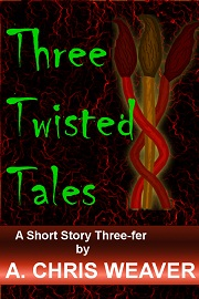 Three Twisted Tales cover